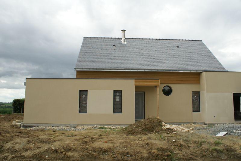 Une maison en vrai surtout de l ext rieur notre maison for Annuler offre achat maison